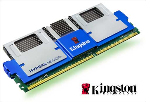 Память Kingston DDR2-800 HyperX FB-DIMM для Intel Skulltrail