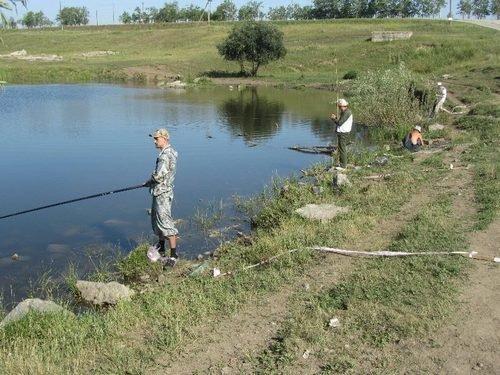 платная рыбалка на озерах в новосибирской области