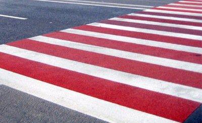 материалы для разметки дорог