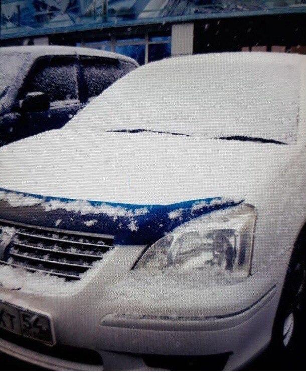 Угнанную иномарку разыскивает владелец в Новосибирске