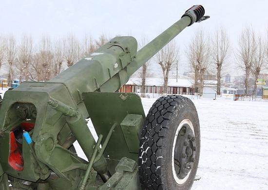 23 февраля в Новосибирске: ЦВО произведет праздничный салют из гаубиц