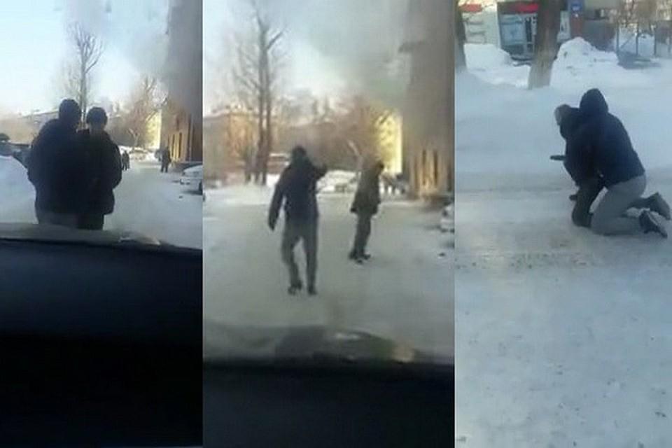 Экс-сотрудник полиции из-за места на парковке расстрелял новосибирца