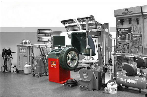 Как выбрать поставщика оборудования для автосервиса?