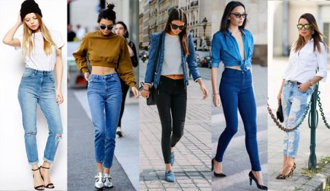 Какие джинсы будут модными в 2018 году