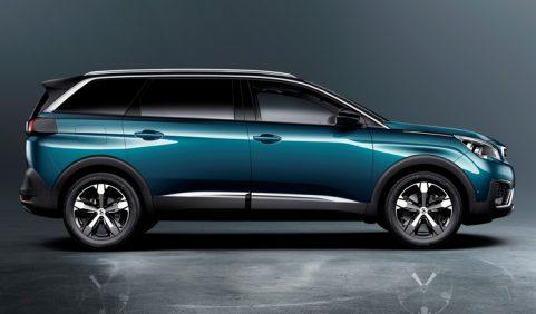 Технические характеристики Peugeot 5008