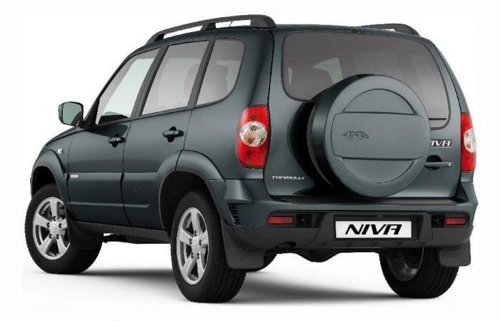 Как, без особых затрат времени найти необходимые запчасти для Chevrolet Niva