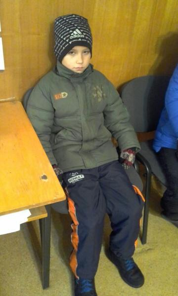 В Новосибирской области полиция ищет двух маленьких братьев