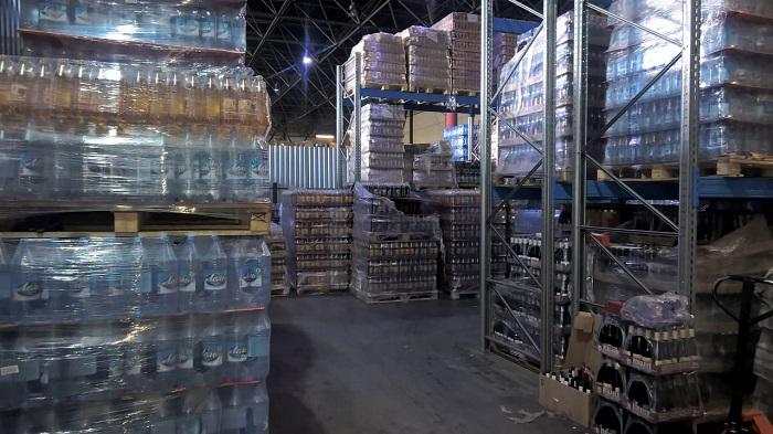 Более 200 тысяч бутылок пива арестовали в Новосибирске