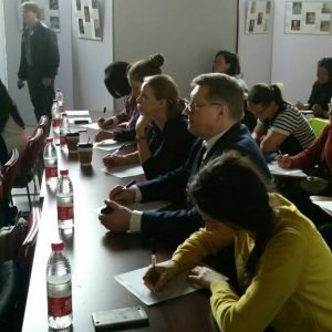 Тотальный диктант новосибирский градоначальник Анатолий Локоть написал в Пекине