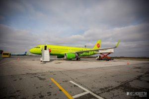 2 мая возобновятся прямые рейсы из Новосибирска в Минск