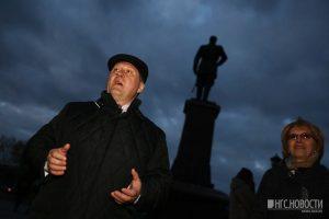 Ночь музеев проходит в Новосибирске