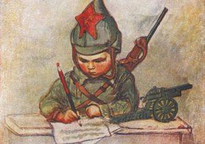 Выставка открыток художников из блокадного Ленинграда открылась в Новосибирске