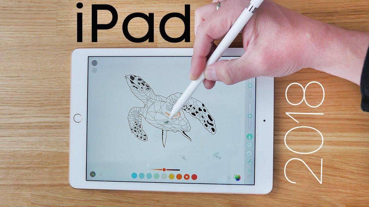 Чем радует iPad 2018?