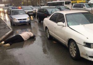 По дороге в поликлинику пенсионерка попала под колеса «Тойоты»