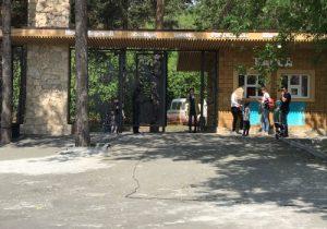 В Новосибирском зоопарке появился новый вход со стороны Стасова
