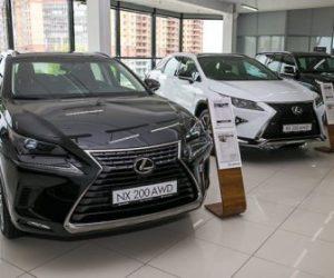 В Новосибирске открылся единственный официальный дилерский центр Lexus