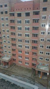 Суд признал незаконным строительство 9-этажки на Спортивной в Бердске