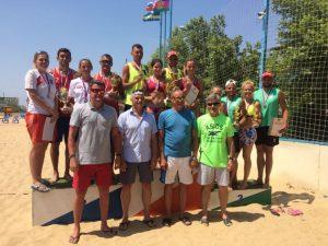 Новосибирцы с нарушением слуха выиграли чемпионат России по пляжному волейболу
