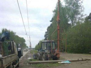 5 июня в Бердске множество машин пострадали в ДТП
