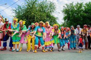 «Выше Нос»: больничные клоуны проведут парад в Новосибирске