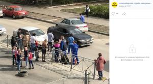 Toyota сбила 9-летнего мальчика-нарушителя в Октябрьском районе Новосибирска