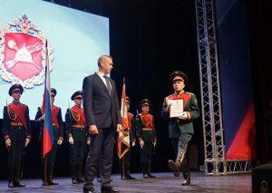В Новосибирске 41 общевойсковая армия ЦВО отмечает свое 20-летие