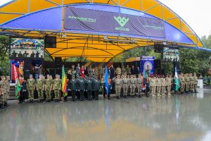 Новосибирск встретил дождём иностранных разведчиков