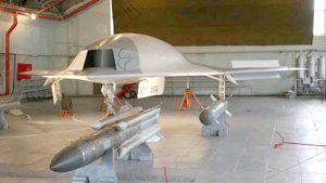 Тяжелый ударный беспилотник «Охотник» начнет полеты в России до конца года