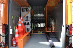 «Лаборатория безопасности» заработала в Новосибирской области