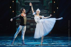 Самая романтичная пара из НОВАТа примет участие в телешоу «Большой балет»