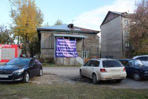 Новосибирские риелторы продали двухэтажный дом с жильцами