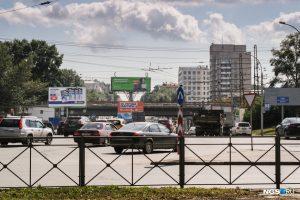 В Ленинском районе Новосибирска появились «умные» светофоры