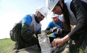В Новосибирске прошли соревнования «Маршрут выживания»