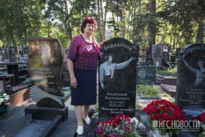 В Новосибирске поставят памятник артисту Анатолию Бердышеву