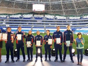 Сборная НСО выиграла Всероссийский фестиваль дворового спорта