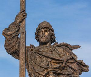 Новосибирск: памятник князю Владимиру появится в Троицком сквере