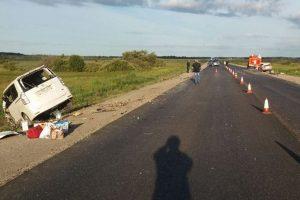 Смертельное ДТП в Новосибирской области: погиб водитель «Жигулей»
