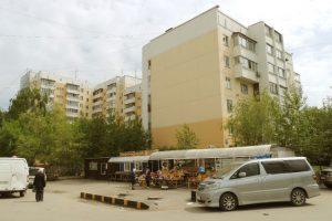 Пентхаус эконом-класса по цене трёшки продают в Новосибирске