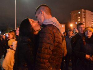 День города в Бердске закончился салютом