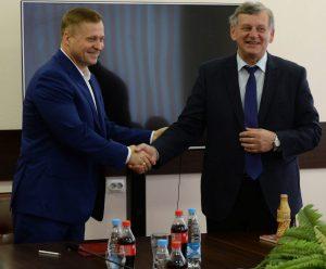 Новосибирский техуниверситет будет сотрудничать с Сoca-Cola