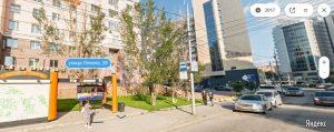 Возле остановки «Красный факел» в Новосибирске вырубили деревья