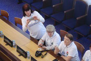 Новосибирск: открылся первый центр серебряного волонтёрства