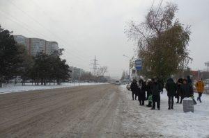 Власти Новосибирска перенесут остановку «Шлюз» для безопасности людей