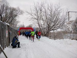 В Новосибирске прошел экстремальный забег ZaBugor