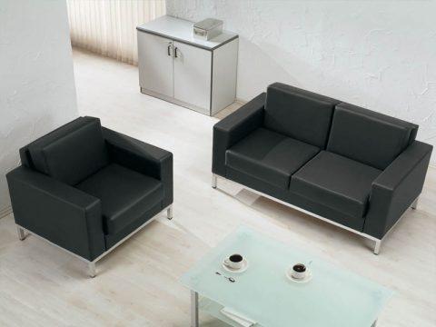 Критерии выбора офисных диванов