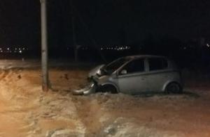 Новосибирск: автоледи пострадала в ДТП на дамбе ГЭС