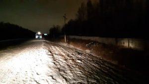 Девушку выкинуло из окна в страшном ДТП под Новосибирском