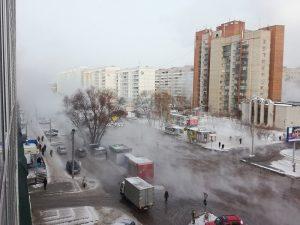 В левобережье Новосибирска восстановили отопление