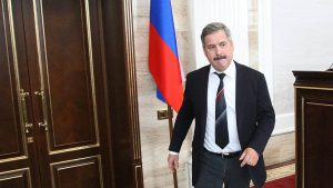 Дмитрий Верховод стал председателем совета директоров завода «Экран»