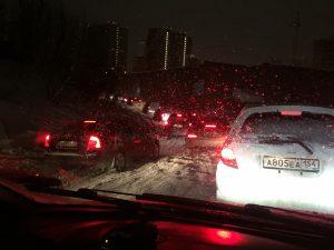 В Новосибирске еще на 2 дня продлили перекрытие улицы Лежена